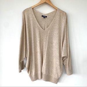 Ralph Lauren Chaps v-neck sweater